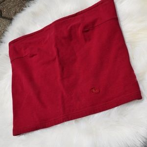 a8a32adb1cf Burberry Tops - Burberry London Red Tube Top
